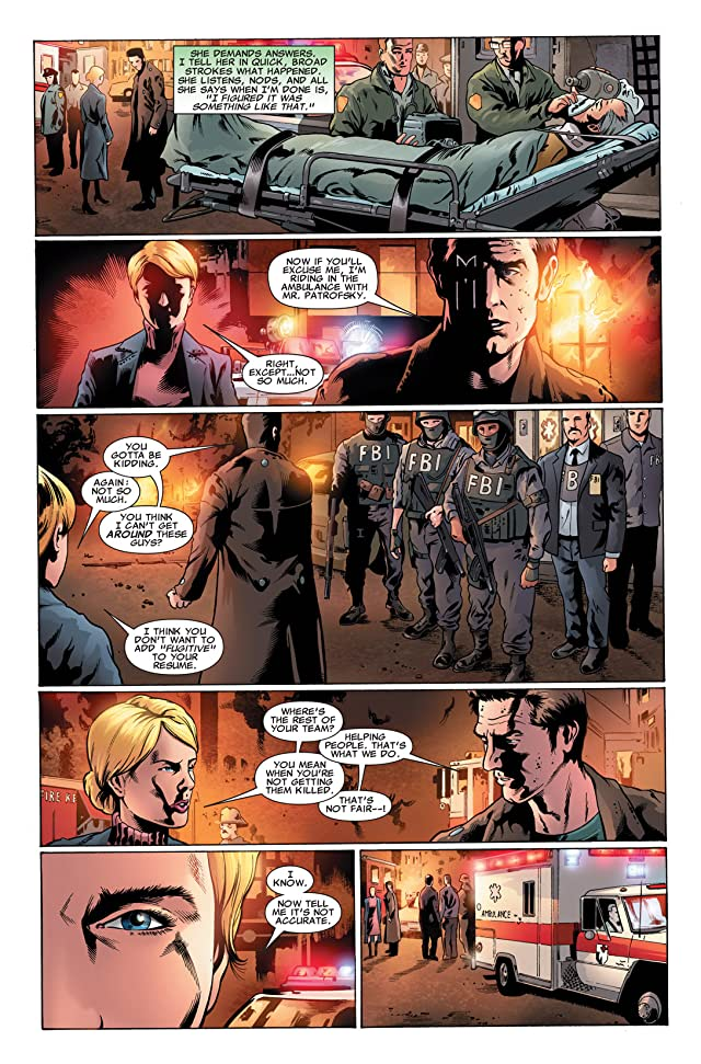 click for super-sized previews of X-Factor (2005-2013) #32