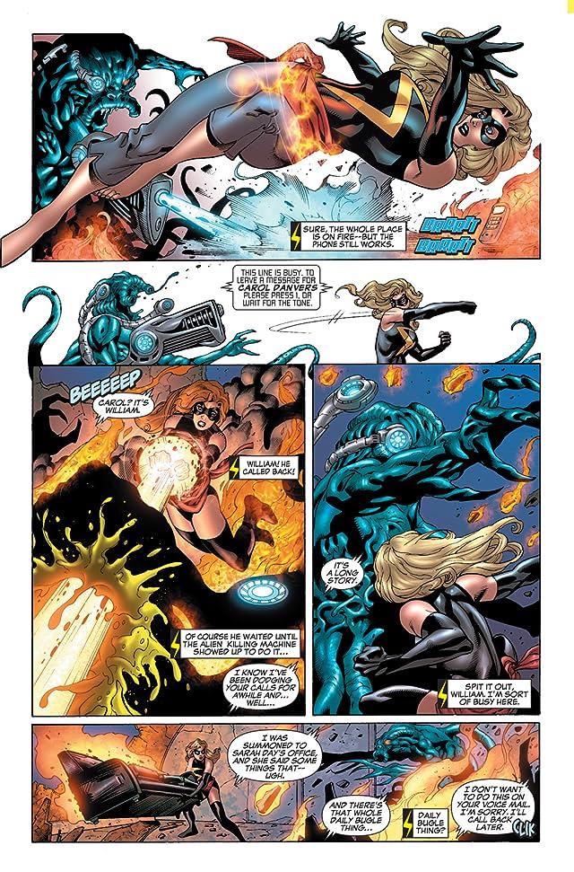 Ms. Marvel (2006-2010) #21