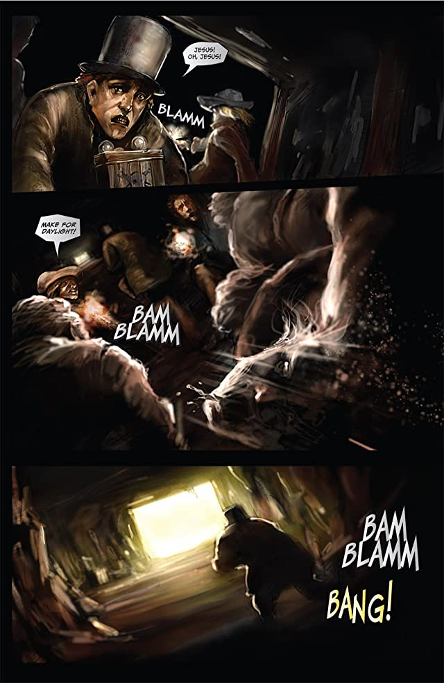 Brimstone #4 (of 7)