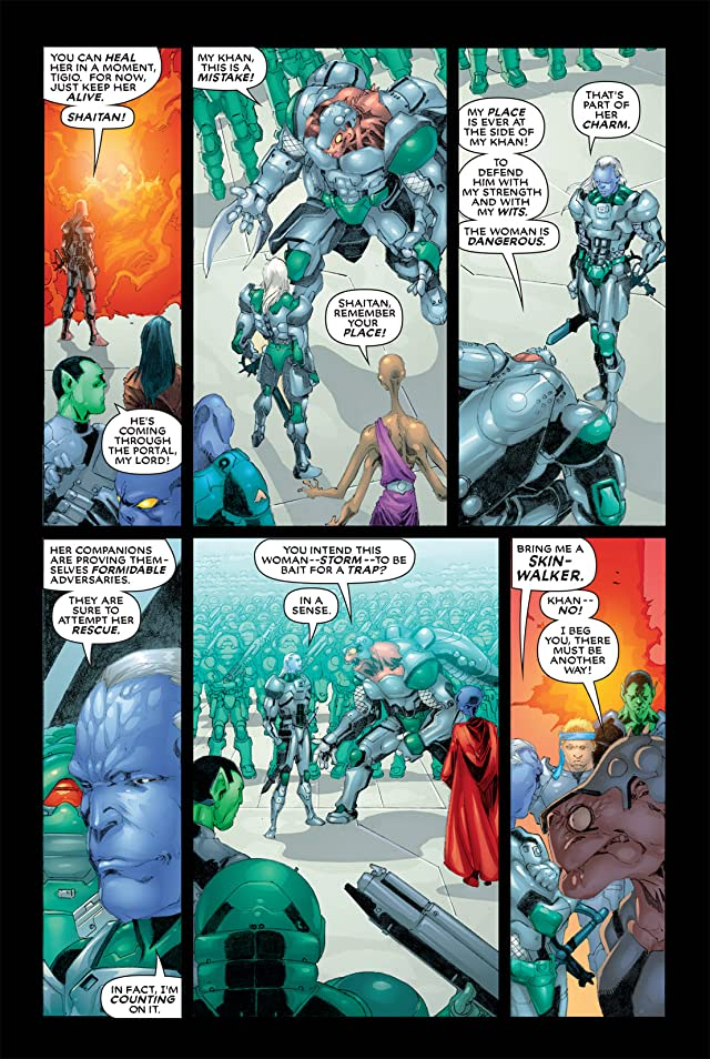 click for super-sized previews of X-Treme X-Men (2001-2003) #12