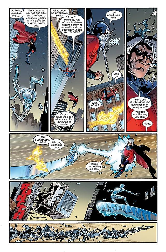 Ultimate Spider-Man (2000-2009) #120
