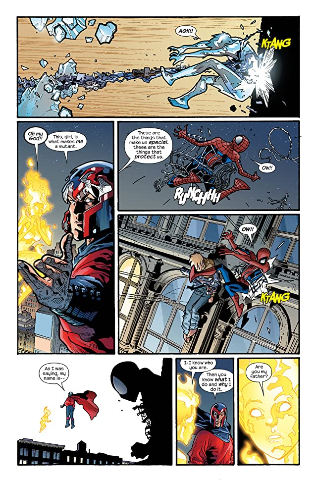 click for super-sized previews of Ultimate Spider-Man (2000-2009) #120