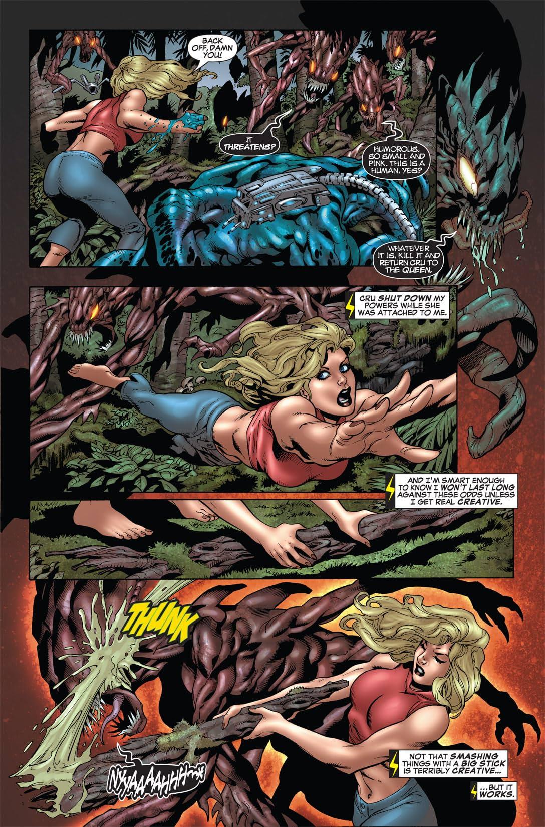 Ms. Marvel (2006-2010) #22