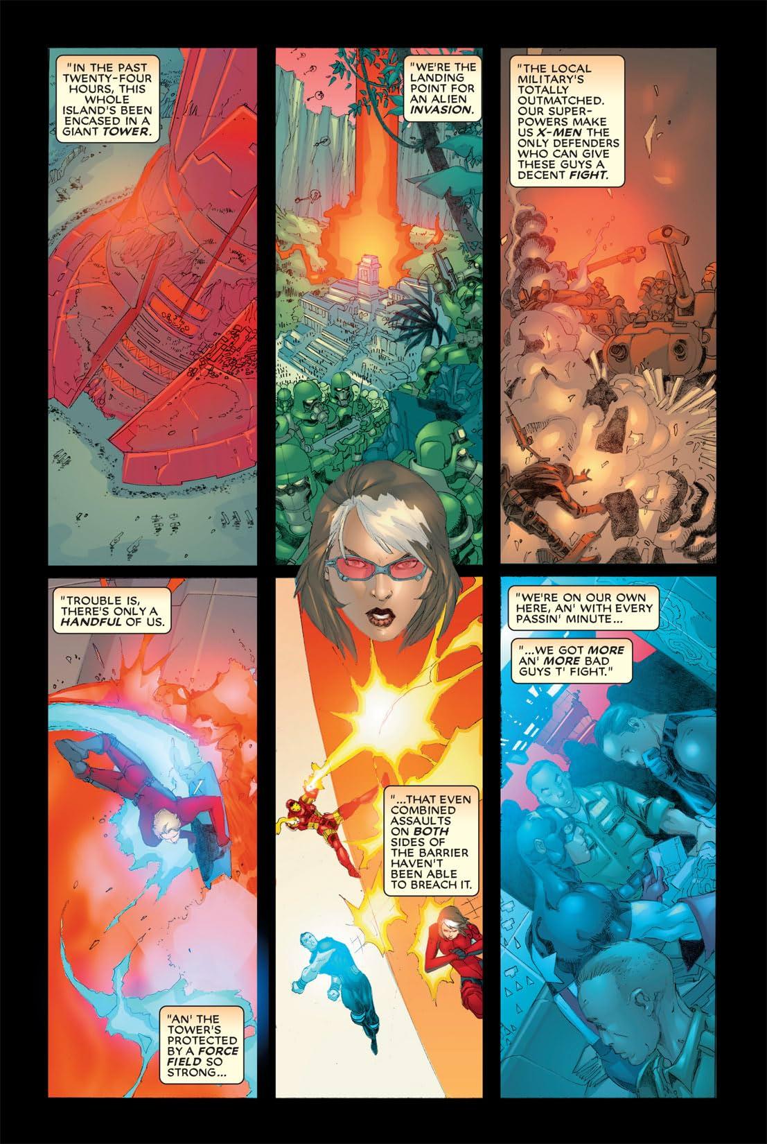 X-Treme X-Men (2001-2003) #13