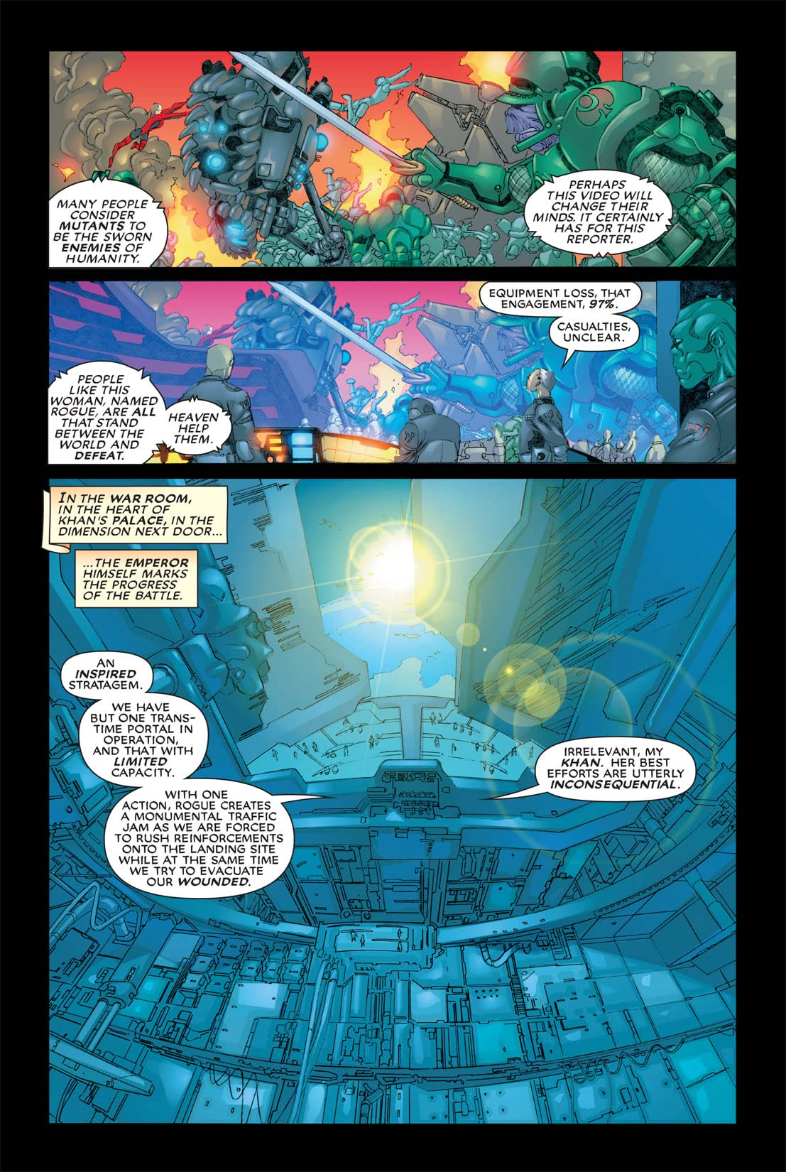 X-Treme X-Men (2001-2003) #14