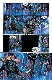 Green Arrow (2010-2011) #1
