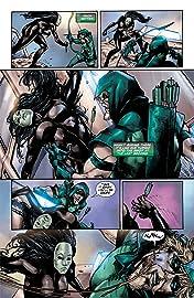 Green Arrow (2010-2011) #5