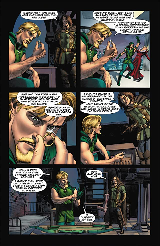 Green Arrow (2010-2011) #7
