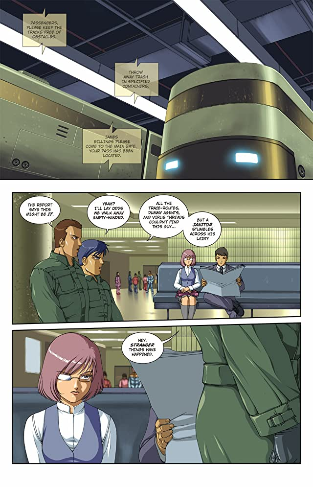 click for super-sized previews of Junction 17 #2