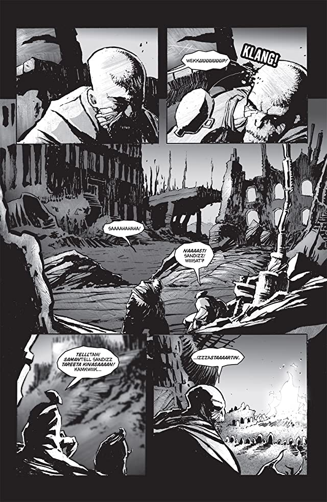click for super-sized previews of Wasteland #15