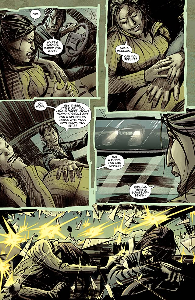 click for super-sized previews of Scalped #20