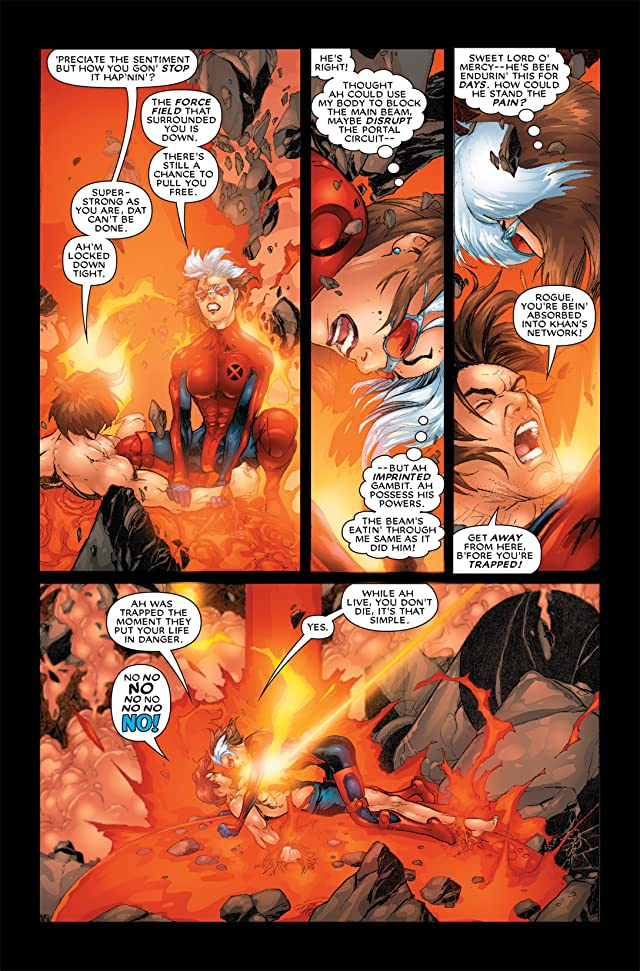 click for super-sized previews of X-Treme X-Men (2001-2003) #16