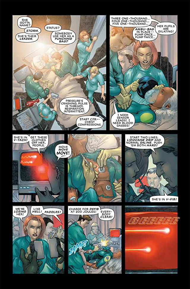 click for super-sized previews of X-Treme X-Men (2001-2003) #18