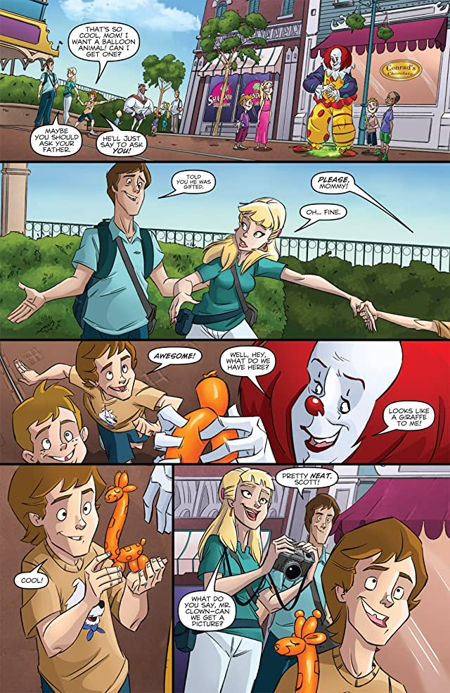 click for super-sized previews of Ghostbusters (2011-2012) #5