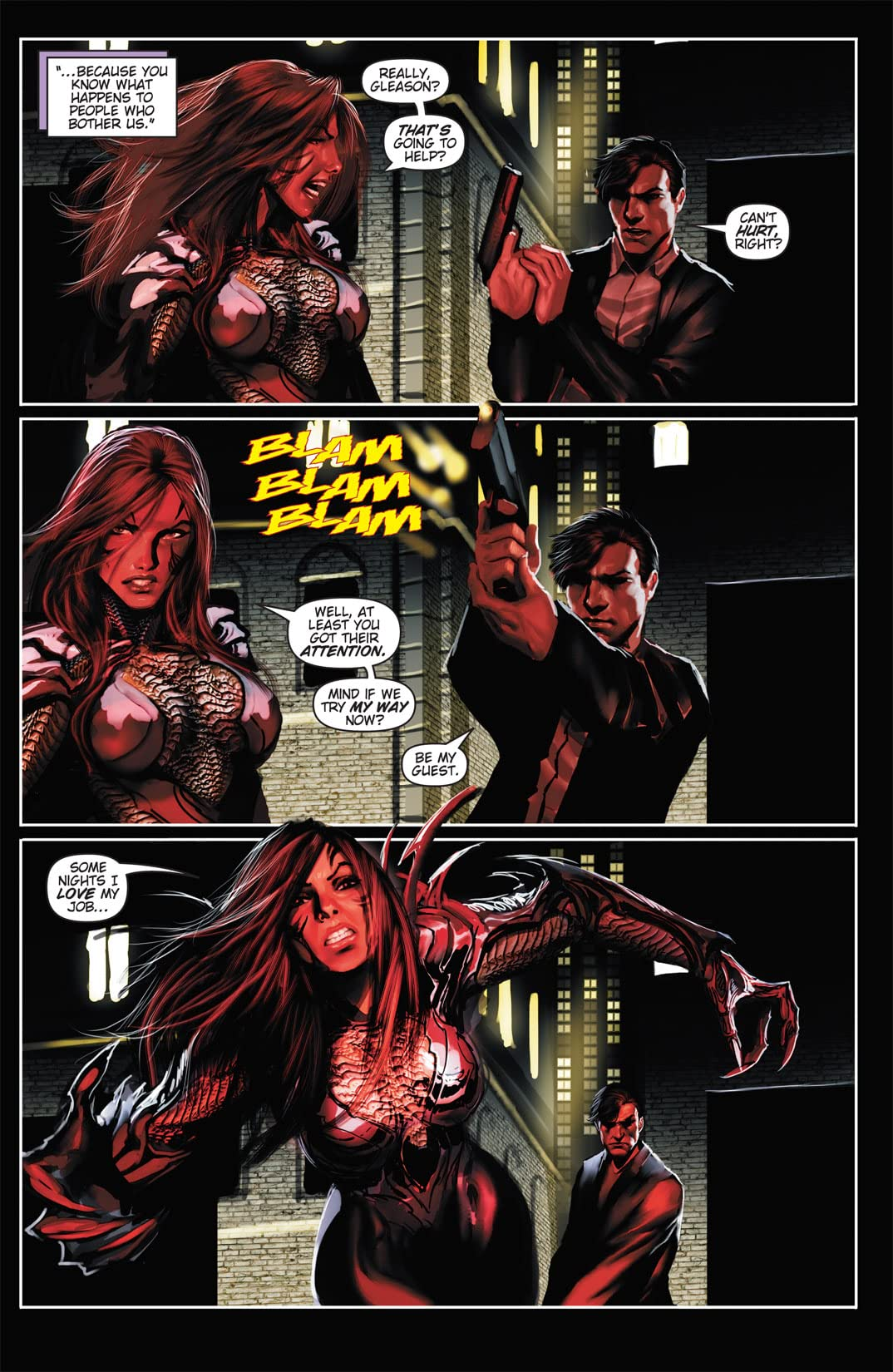 Witchblade #141