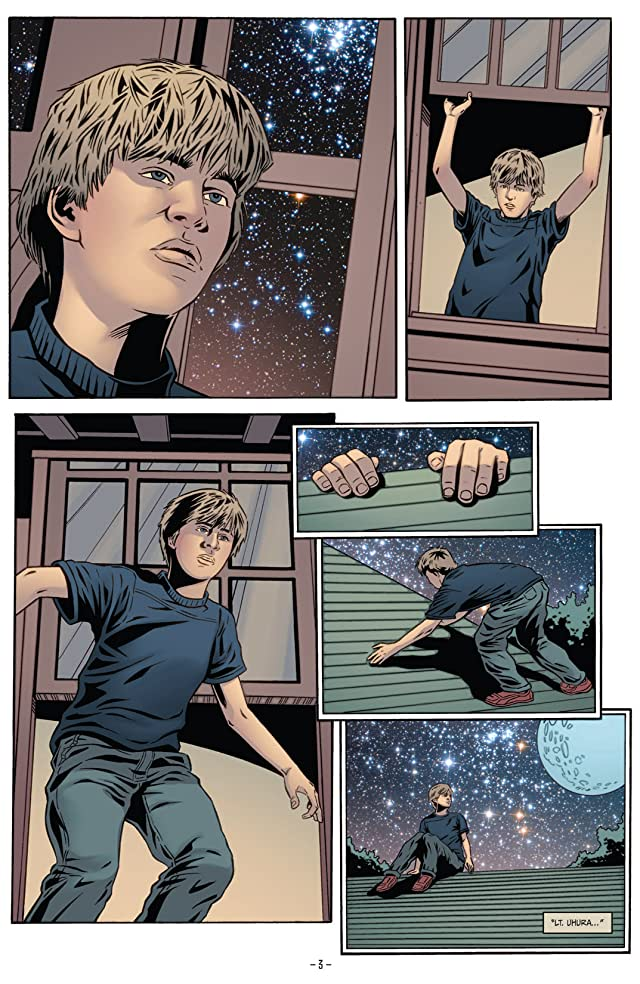 click for super-sized previews of Star Trek (2011-) #5