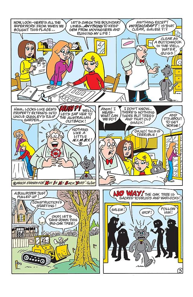 Sabrina the Teenage Witch Animated Series #16