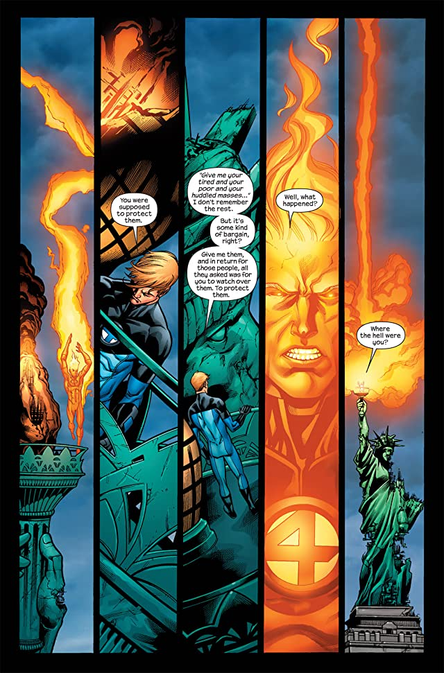 click for super-sized previews of Ultimatum: Fantastic Four