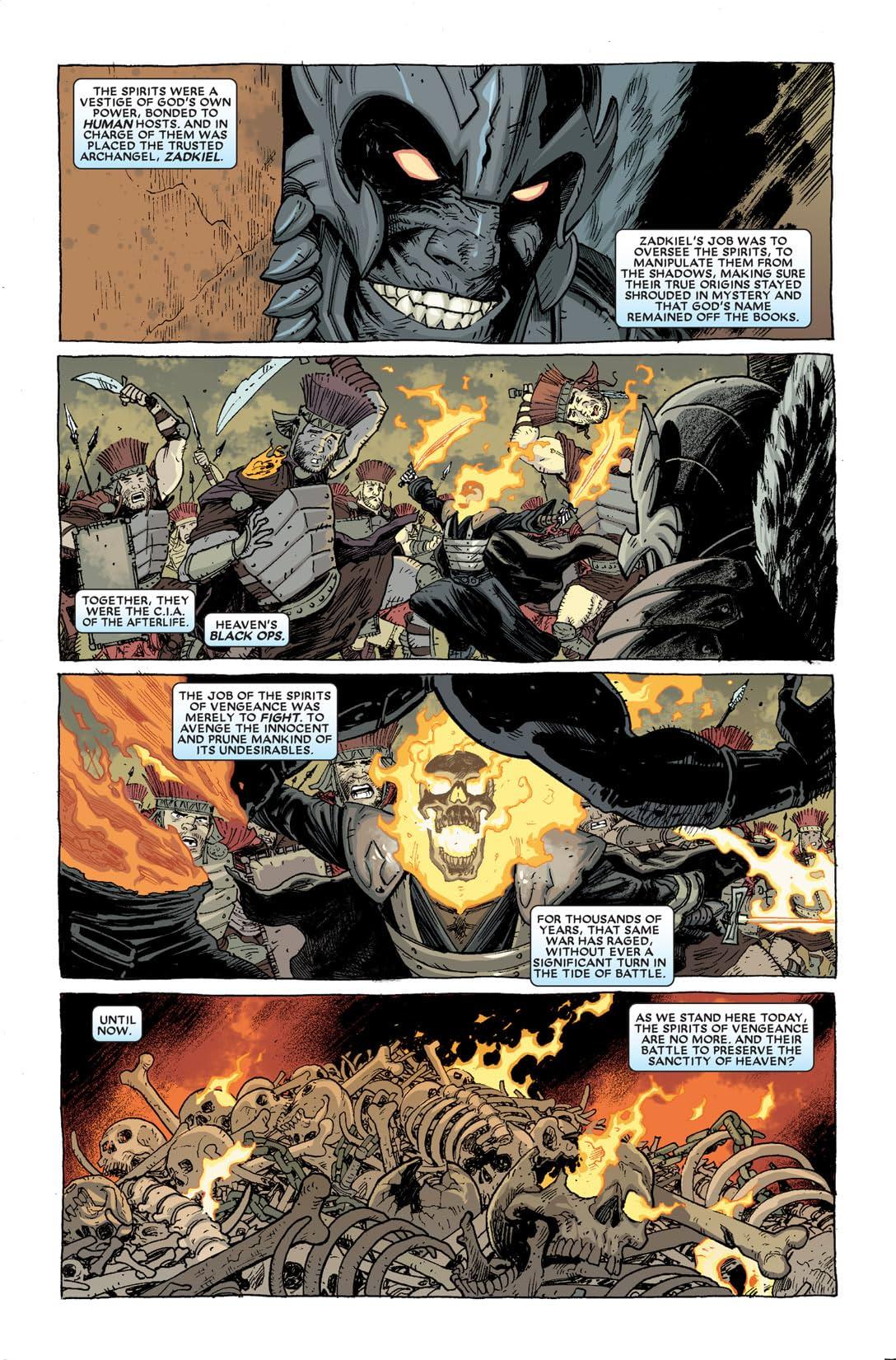 Ghost Rider (2006-2009) #33