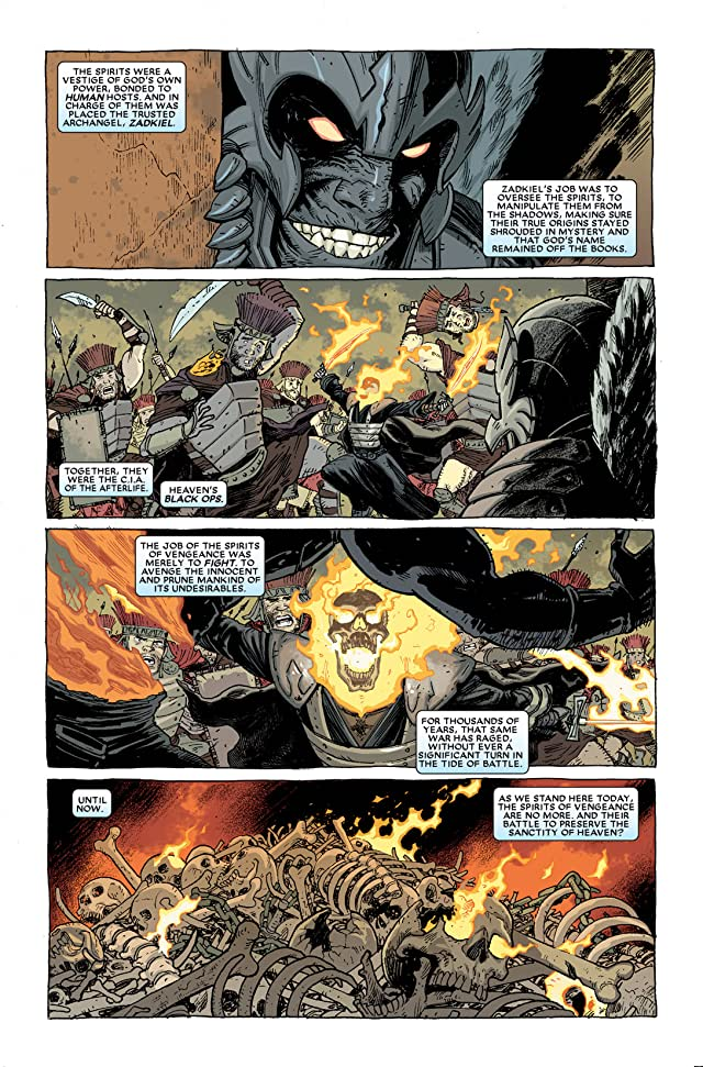 click for super-sized previews of Ghost Rider (2006-2009) #33