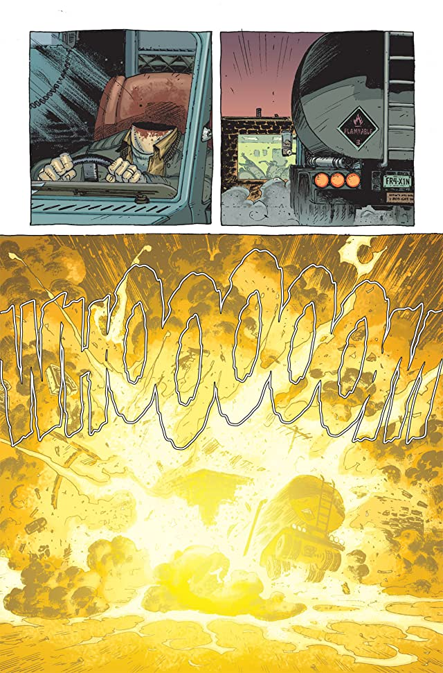 click for super-sized previews of Ghost Rider (2006-2009) #34