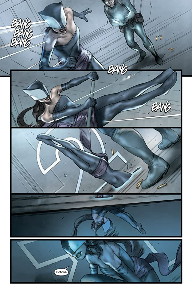 click for super-sized previews of Ultimatum: X-Men