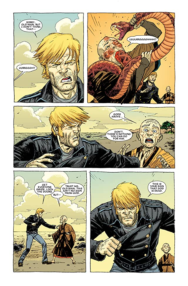 click for super-sized previews of Ghost Rider (2006-2009) #35