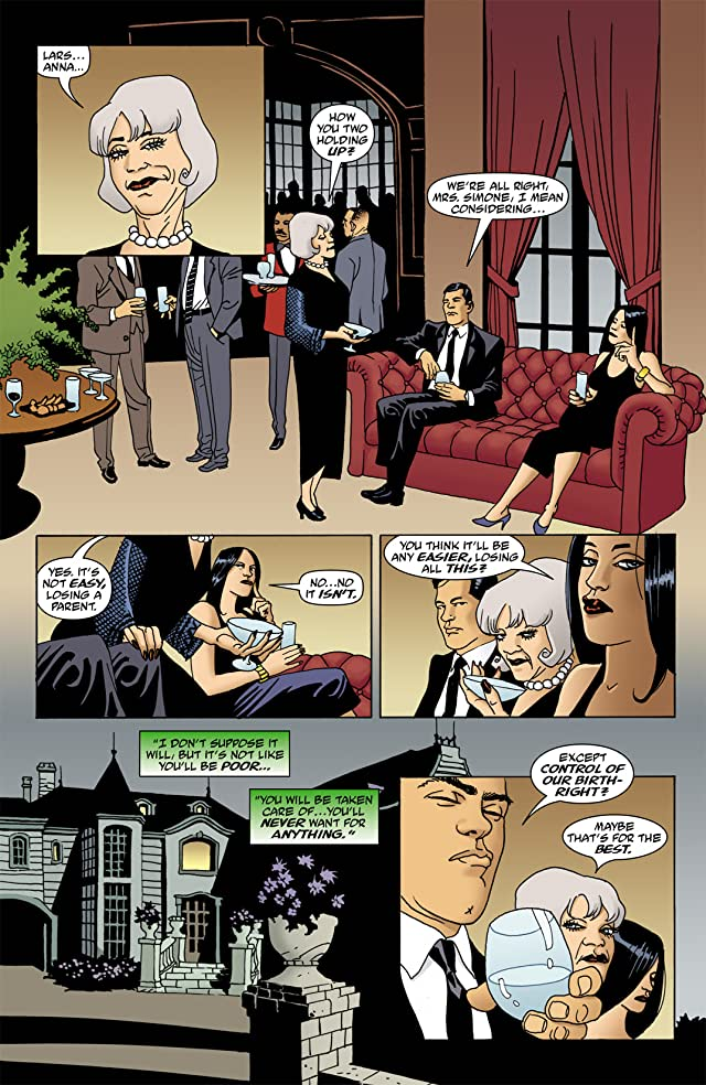 click for super-sized previews of 100 Bullets #70