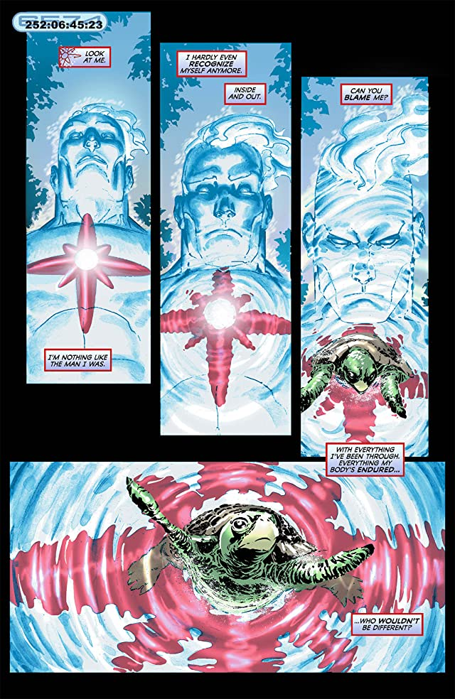 click for super-sized previews of Captain Atom (2011-2012) #5