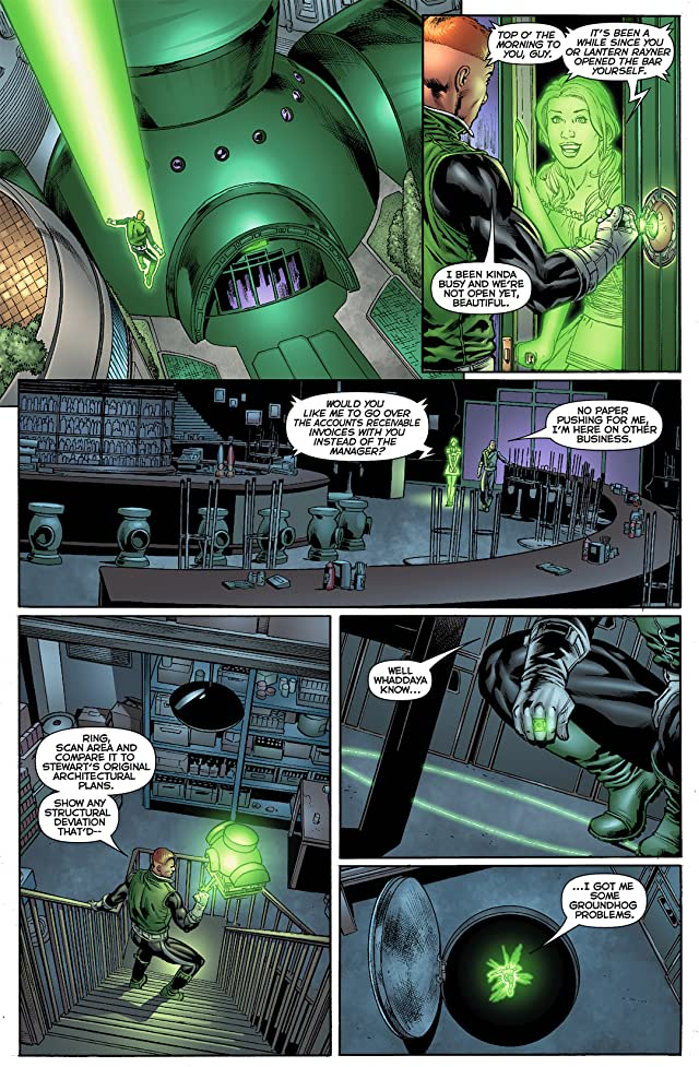 click for super-sized previews of Green Lantern Corps (2011-2015) #5