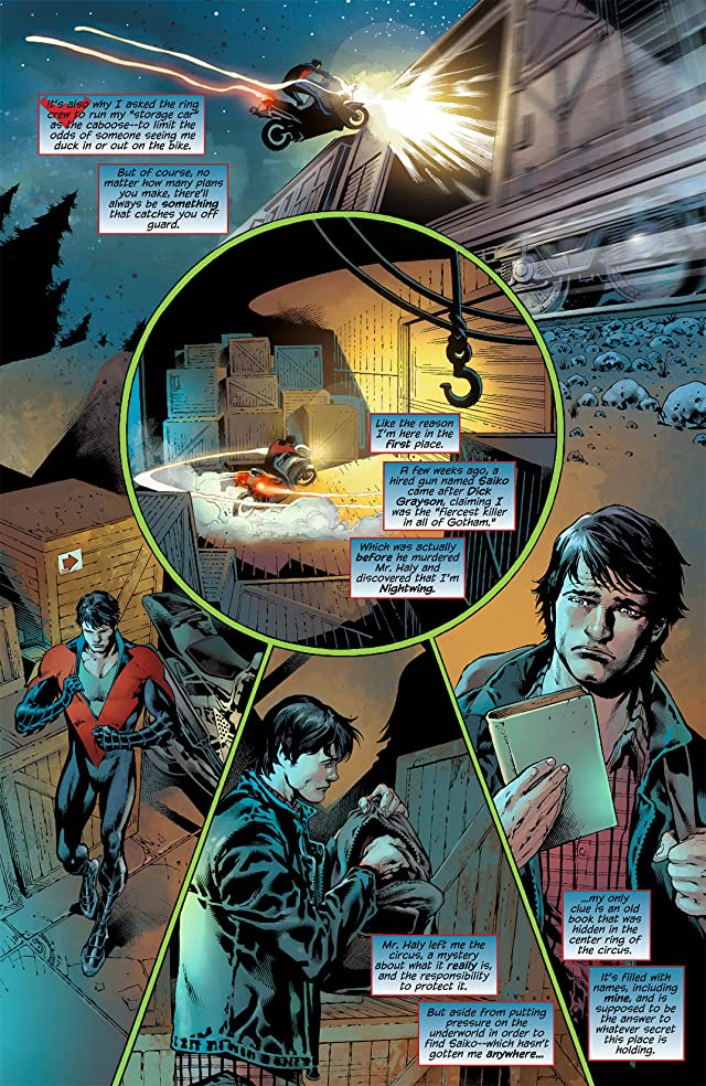 click for super-sized previews of Nightwing (2011-2014) #5
