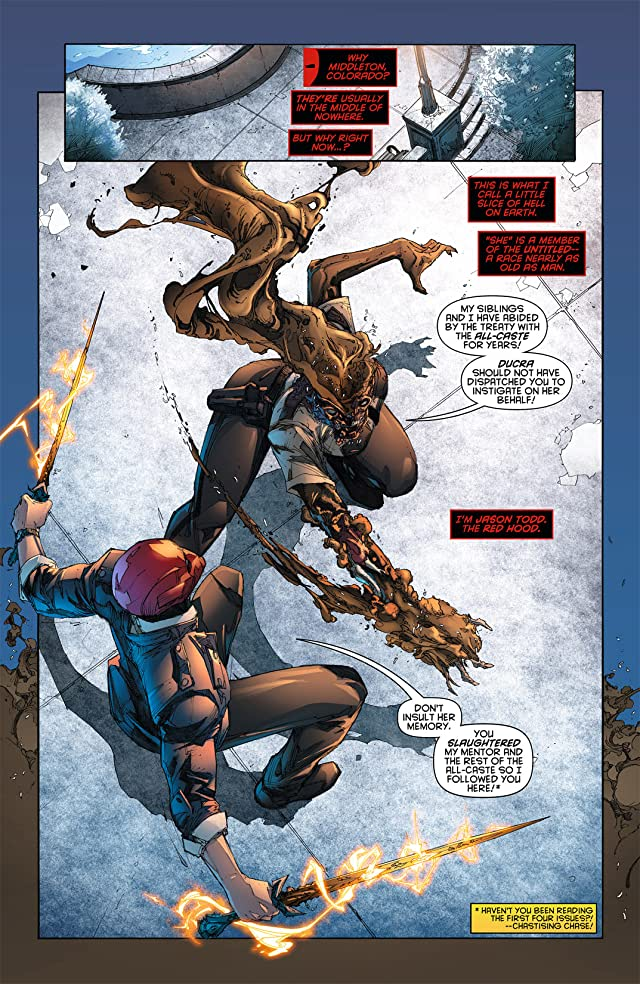 Red Hood and the Outlaws (2011-2015) #5