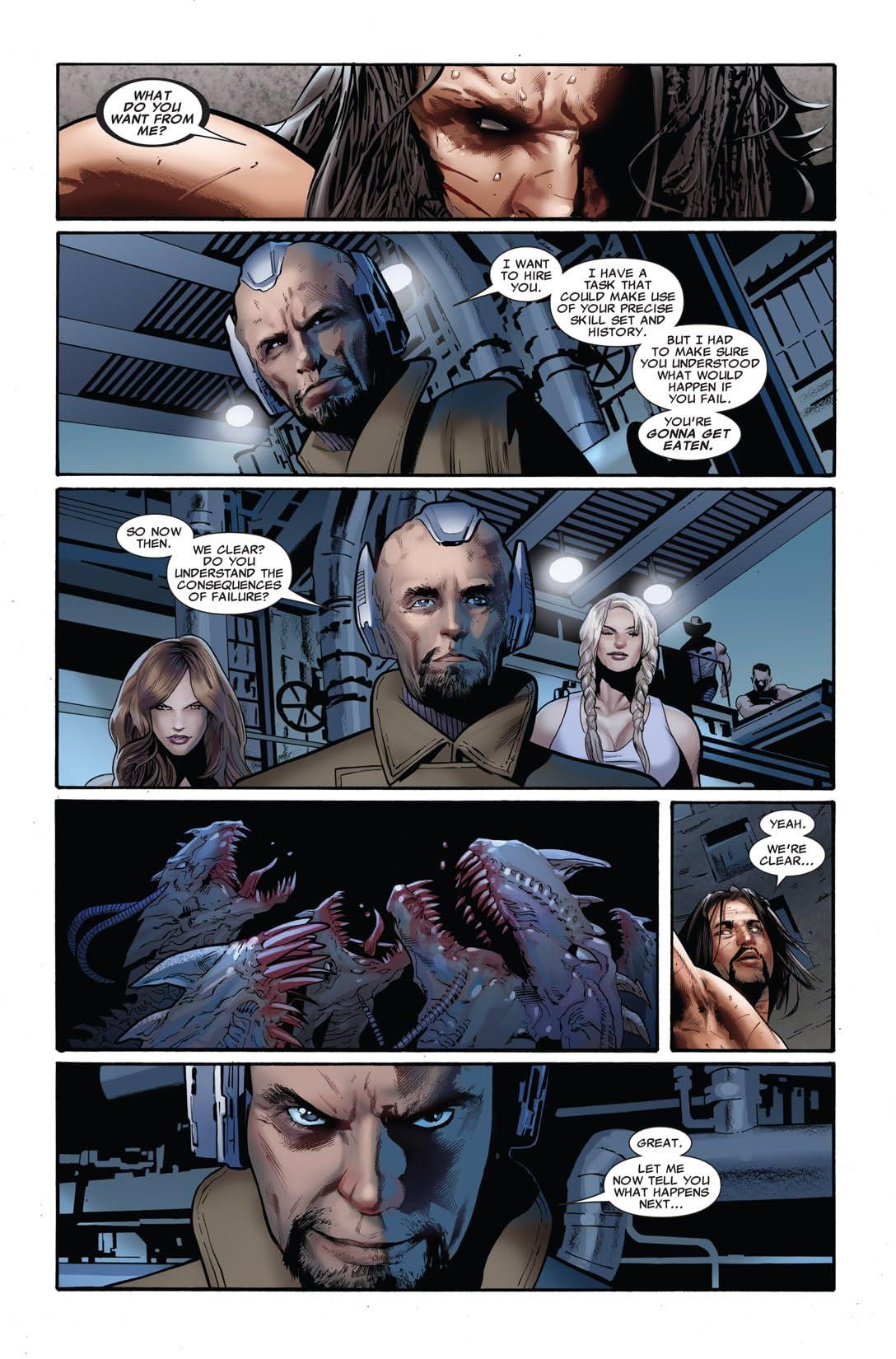 Uncanny X-Men (1963-2011) #516