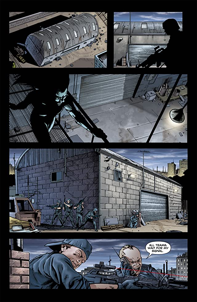 click for super-sized previews of Batman: Gotham Knights #63