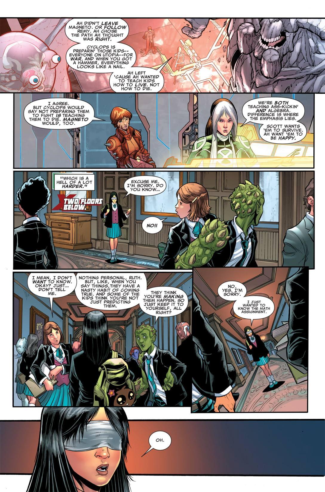 X-Men: Legacy (2008-2012) #261