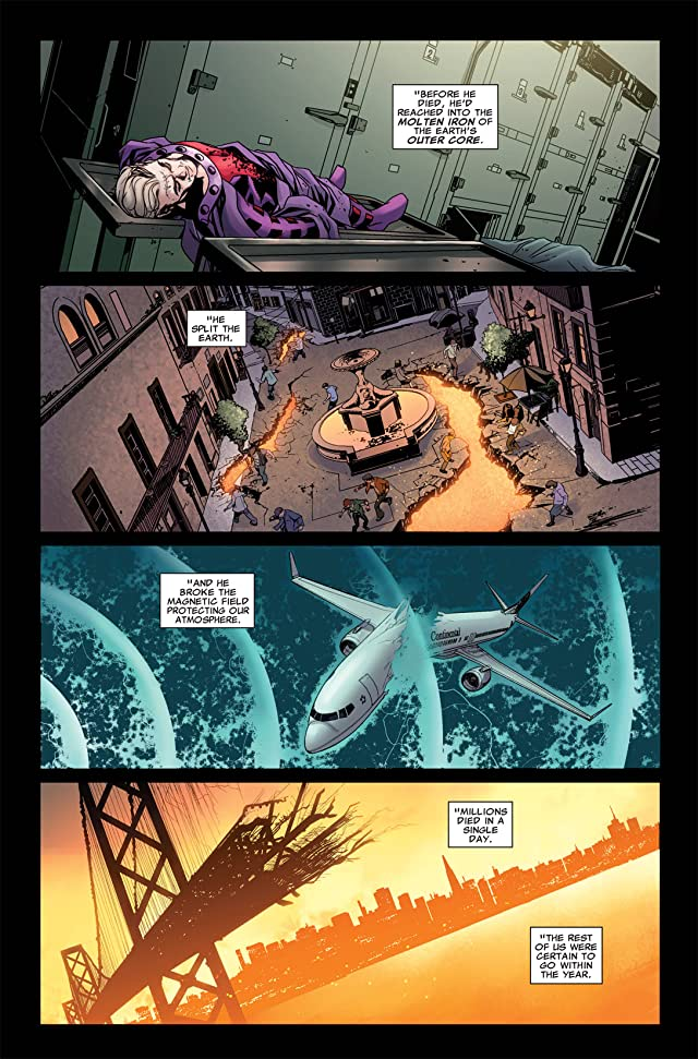click for super-sized previews of Astonishing X-Men (2004-2013) #46