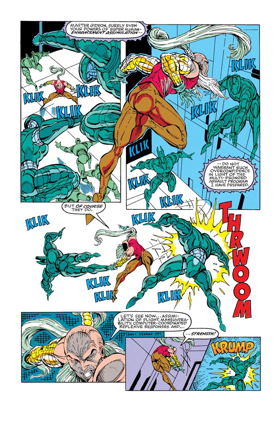 New Mutants (1983-1991) #98