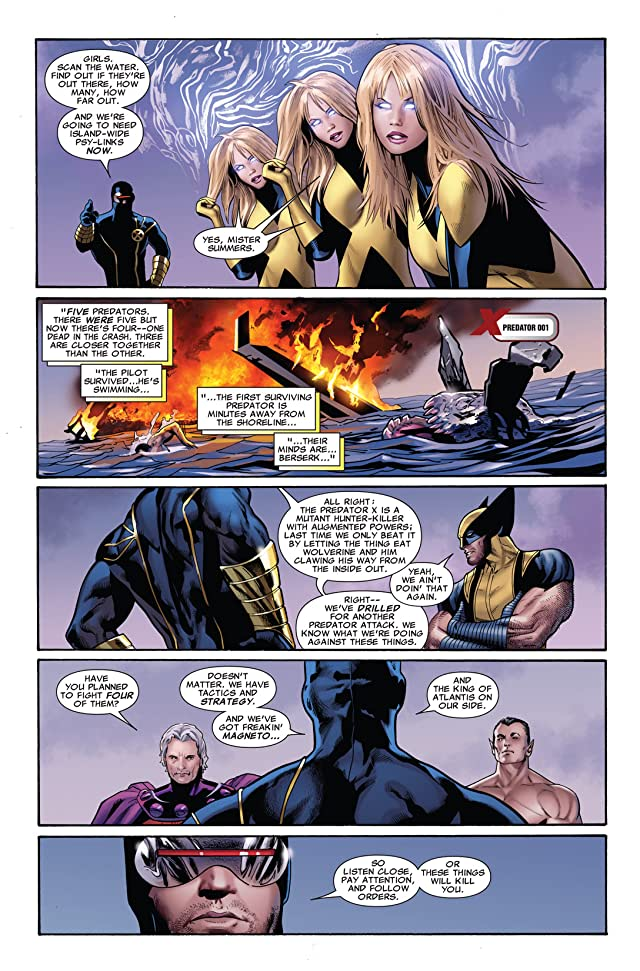 click for super-sized previews of Uncanny X-Men (1963-2011) #517