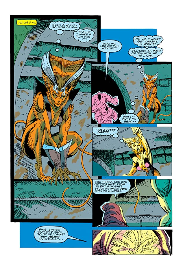 click for super-sized previews of New Mutants (1983-1991) #99