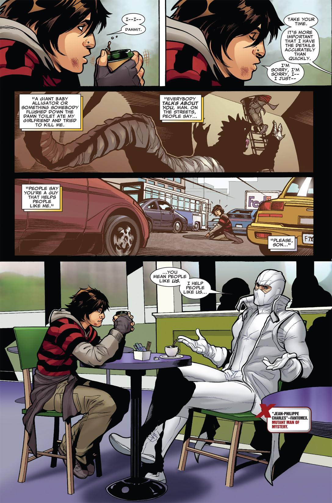 Uncanny X-Men (1963-2011) #519