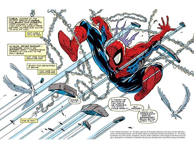 click for super-sized previews of Spider-Man (1990-1998) #16