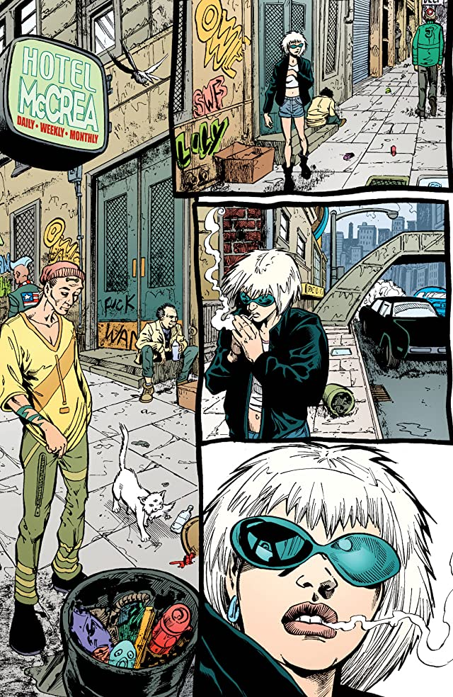 click for super-sized previews of Transmetropolitan #52