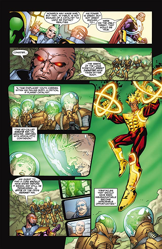click for super-sized previews of Countdown to Final Crisis #26