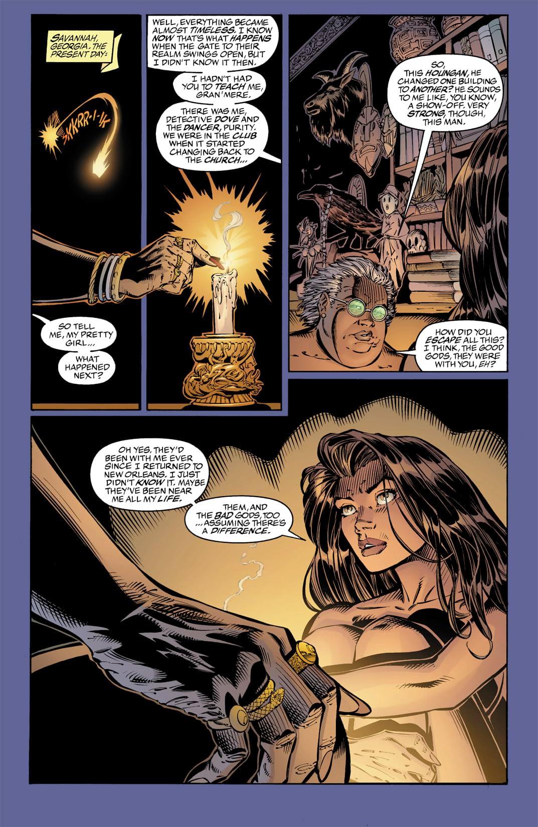 Voodoo (1997-1998) #4 (of 4)