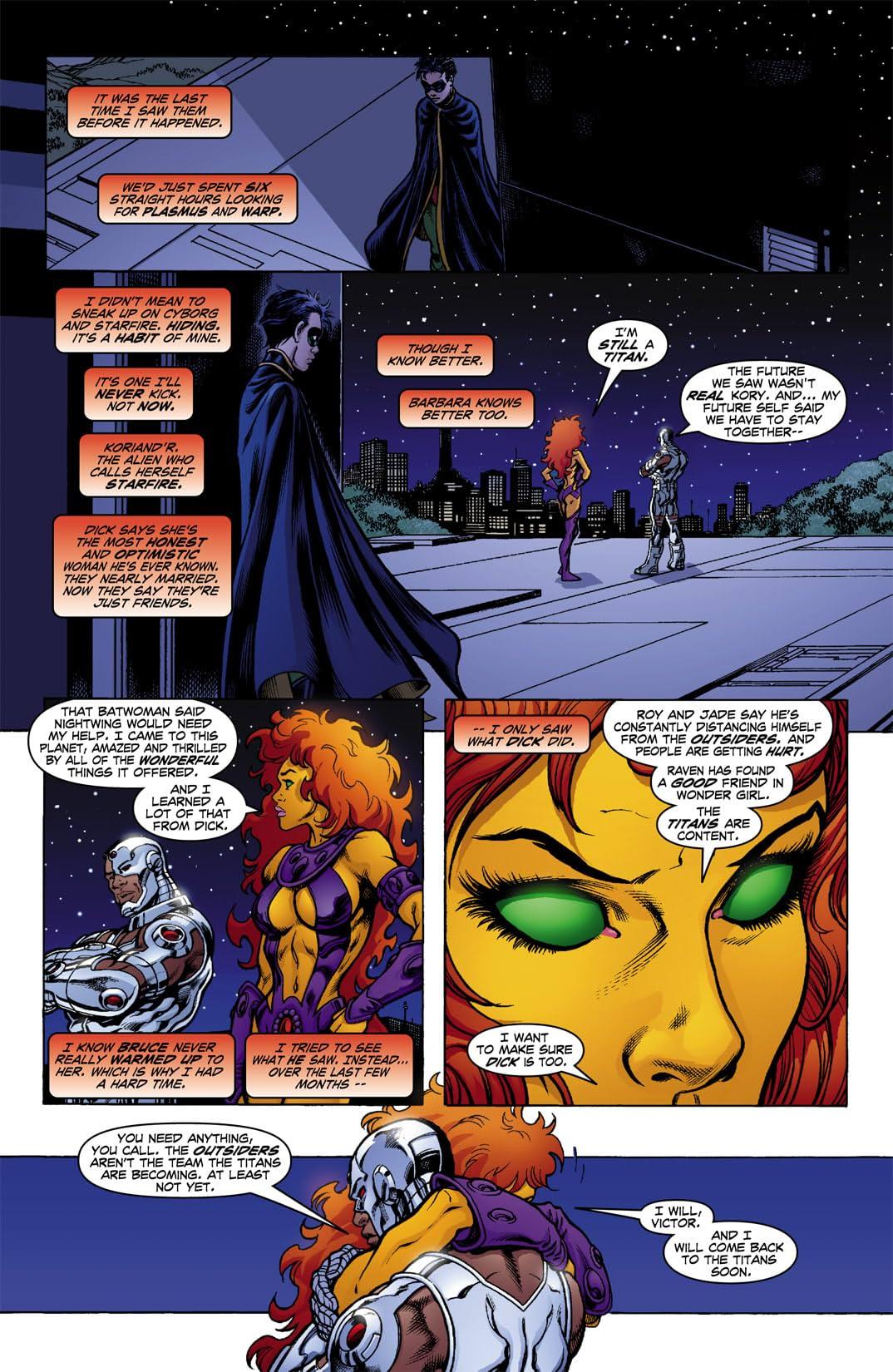 Teen Titans (2003-2011) #20