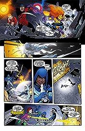 Teen Titans (2003-2011) #23
