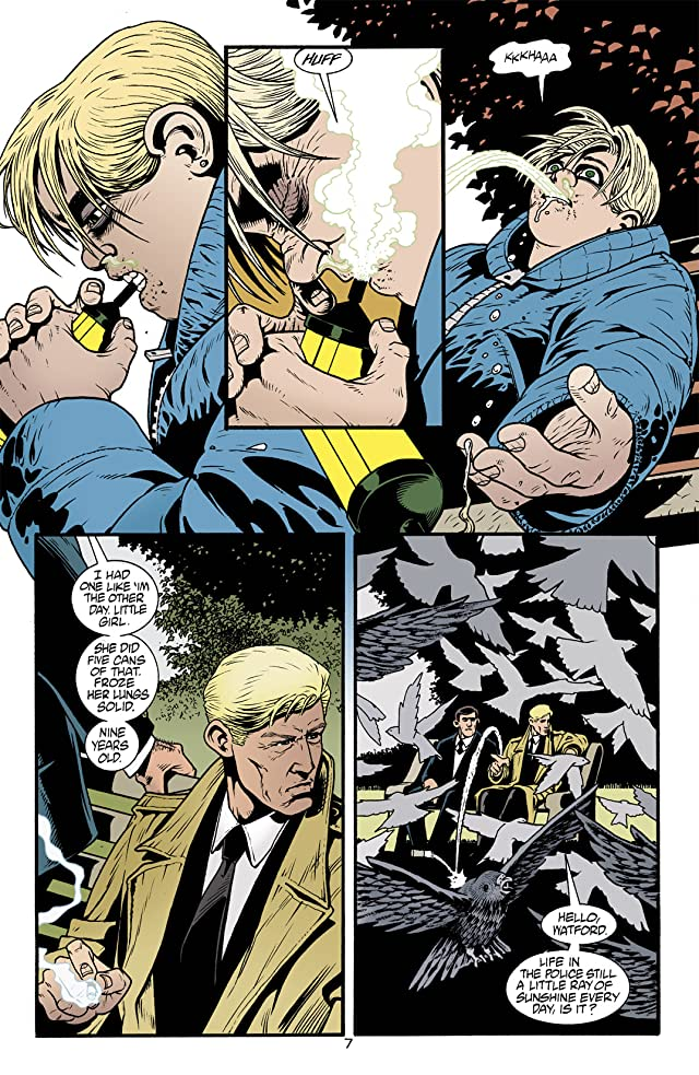 click for super-sized previews of Hellblazer #134