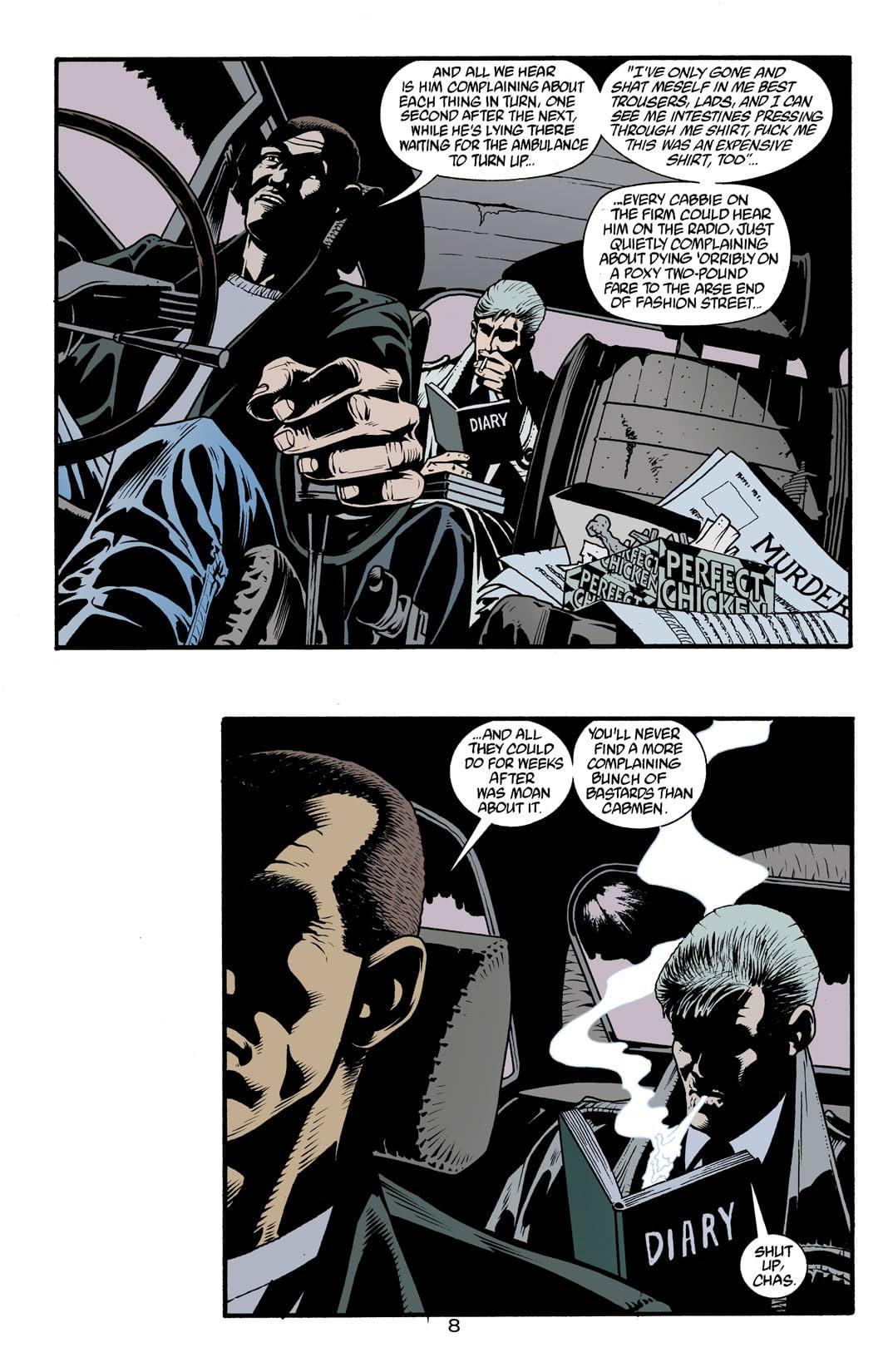 Hellblazer #135