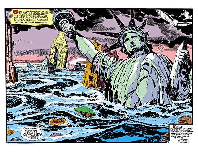 click for super-sized previews of Kamandi: The Last Boy on Earth (1971-1978) #1