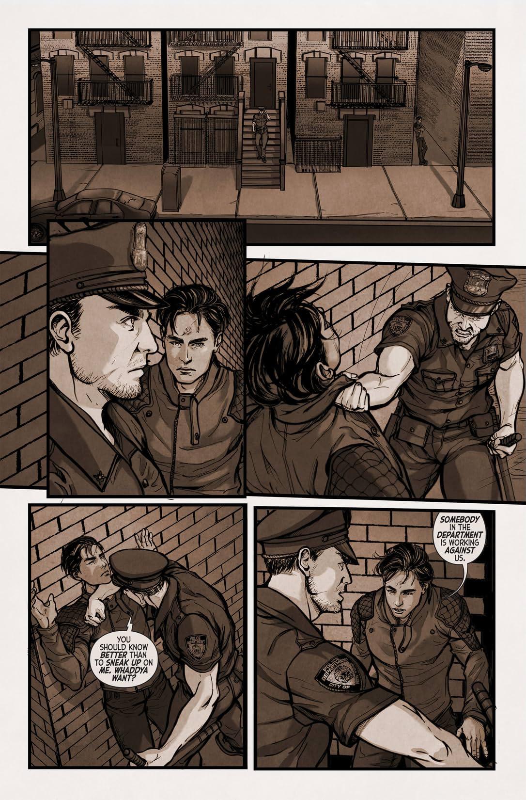 Gates of Midnight #1